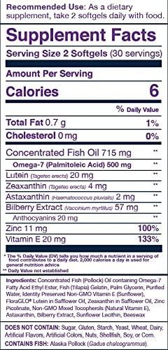 wiley's finest wild alaskan fish oil  bold vision for eye
