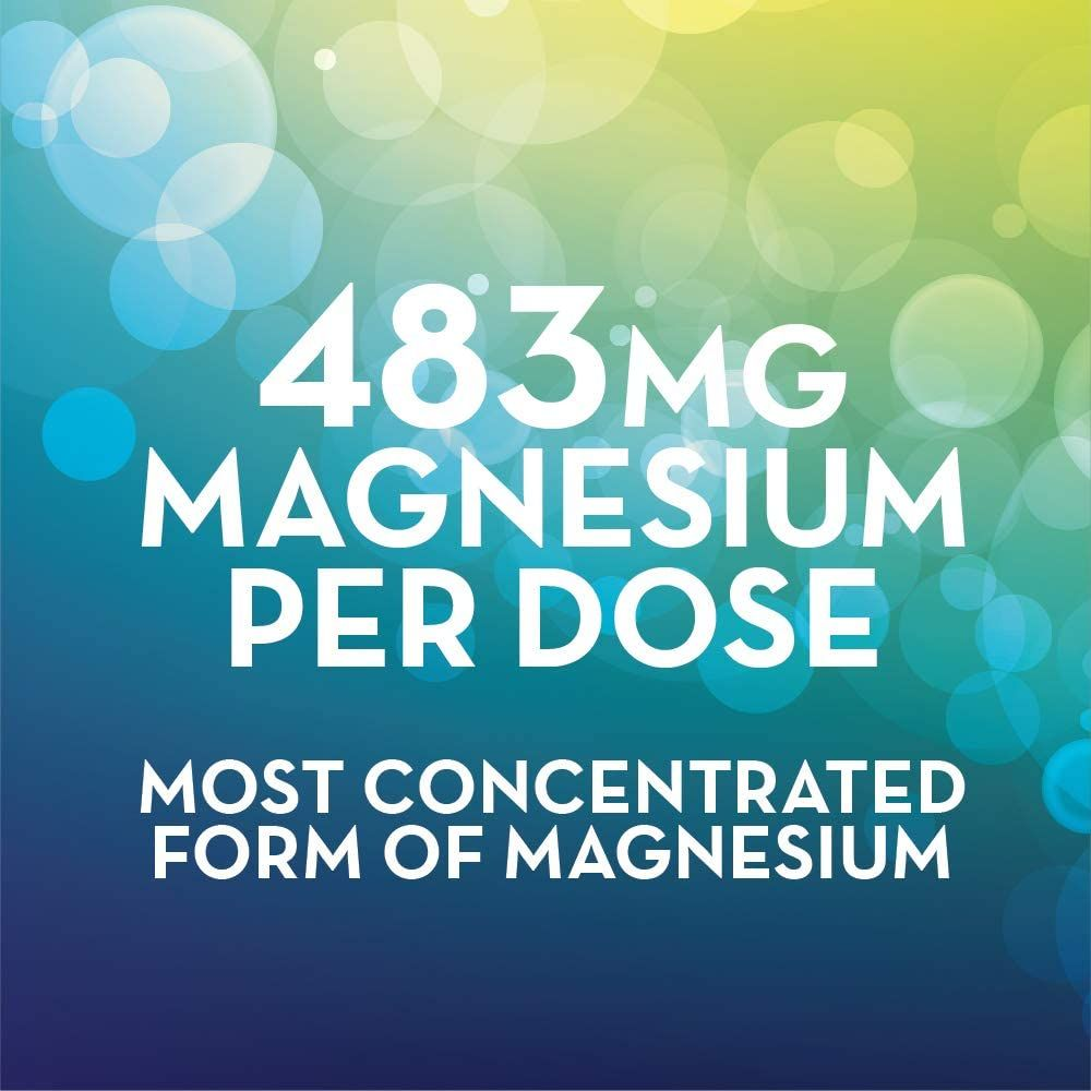 Mag-Ox 400 Magnesium Mineral Dietary Supplement Tablets, 483 mg Magnesium Oxide, 120 Count, Pharmaceutical Grade