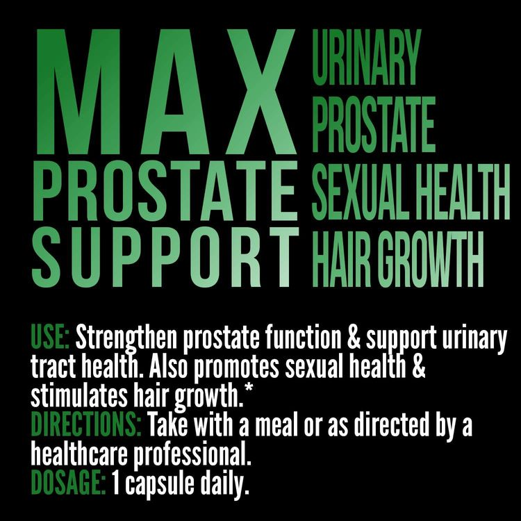 Havasu Nutrition Saw Palmetto Supplement | Prostate Health, Hair Loss, DHT Blocker | Supports Those with Frequent Urination | Gluten Free, Non-GMO, 100 Saw Palmetto Capsules