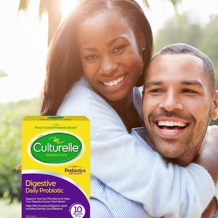 Culturelle Daily Probiotic, 30 count Digestive Health Capsules | Works Naturally with Your Body to Keep Digestive System in Balance* | With the Proven Effective Probiotic† | Packaging May Vary