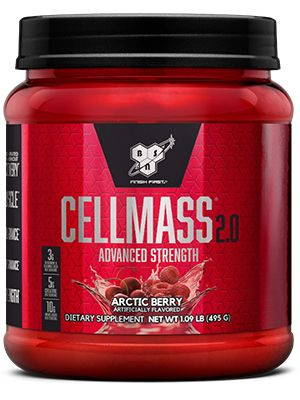 CELLMASS 2.0 a concentrated post-workout recovery agent that promotes recovery, endurance & strength
