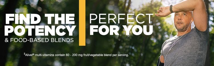 Find the potency perfect for you