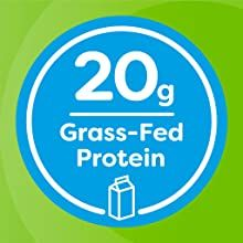 20g grass fed clean protein