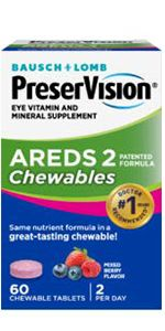 Preservision - AREDS 2 Chewables