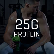 25 grams of protein