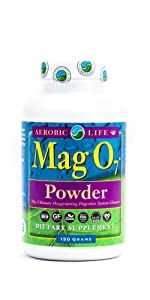 MagO7 detox and cleanse in a powder form